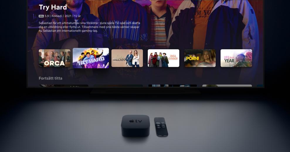 Viaplay Apple TV
