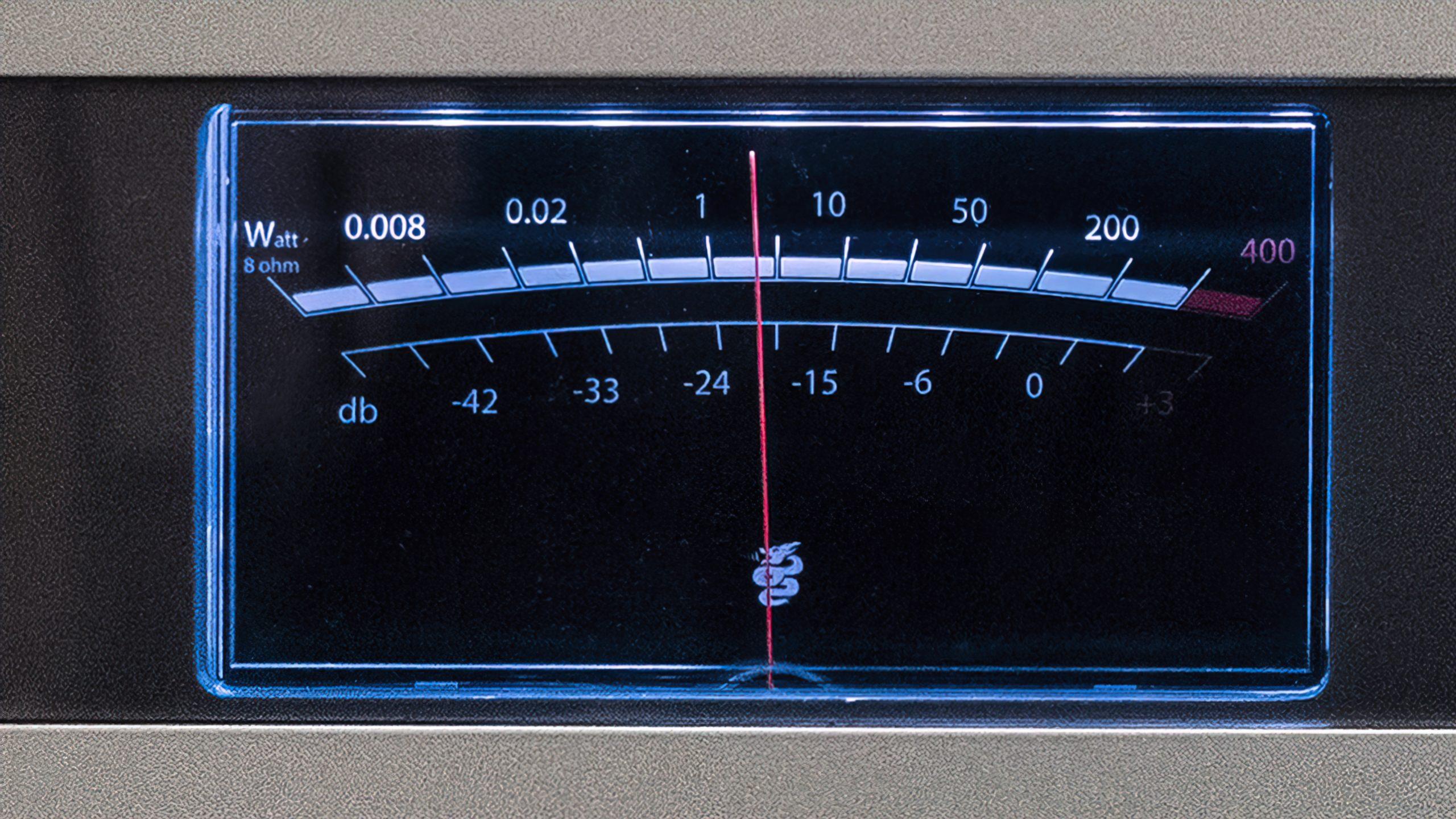 EAM Lab Studio 362 VU-meter Geir Nordby