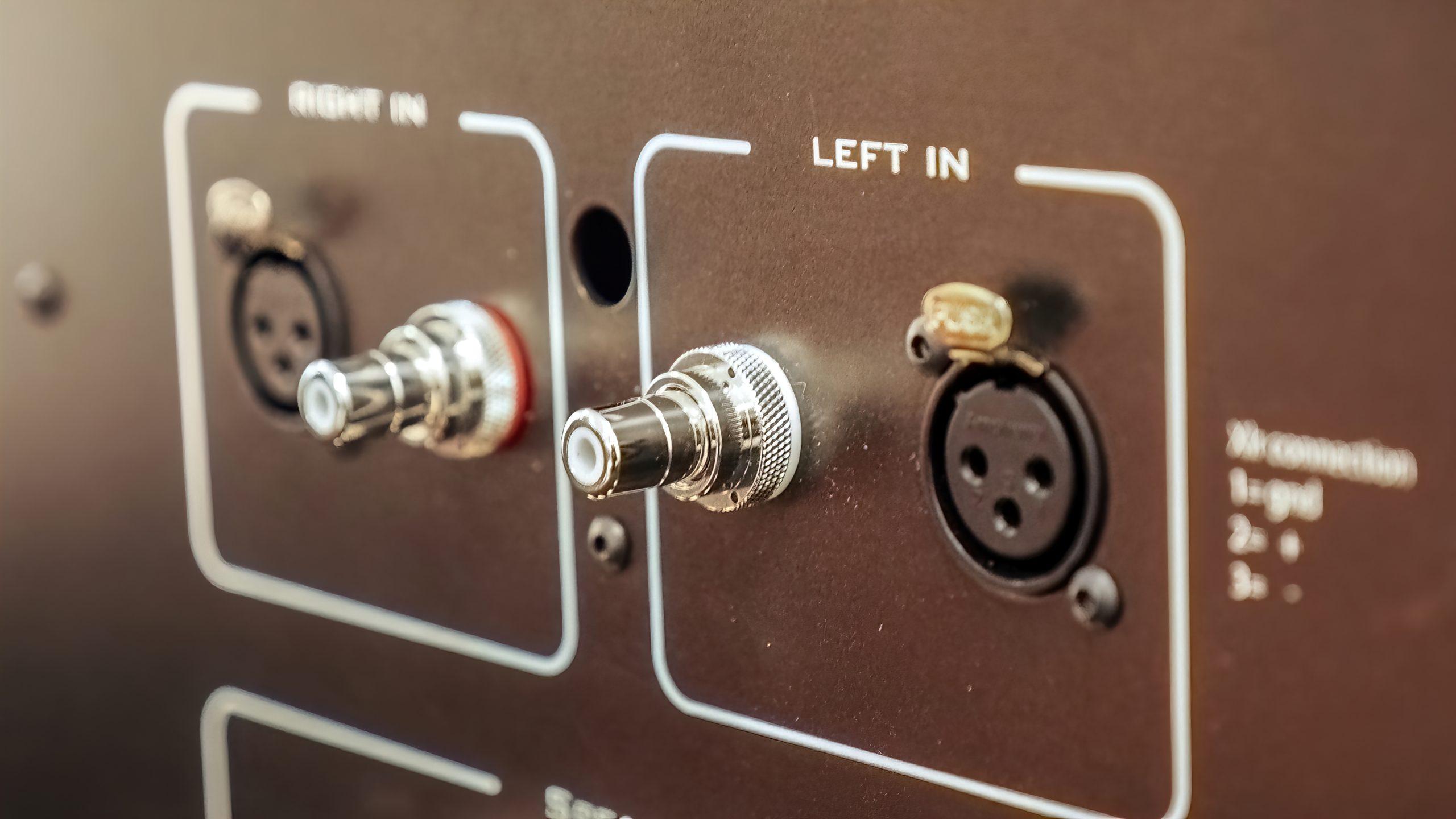 EAM Lab Studio 362 rear