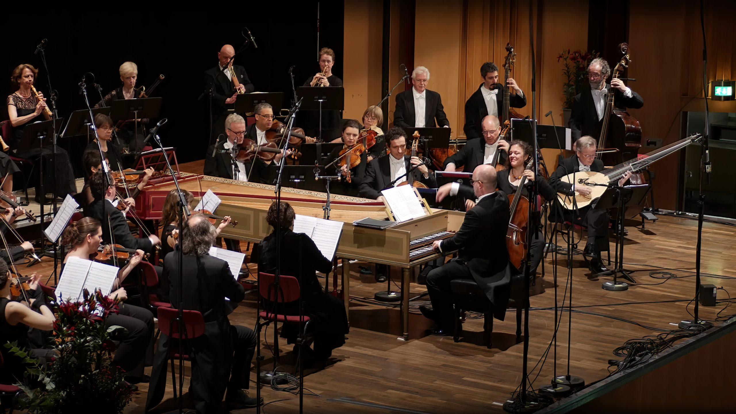 FestspielOrchester Göttingen - Händel Water Music