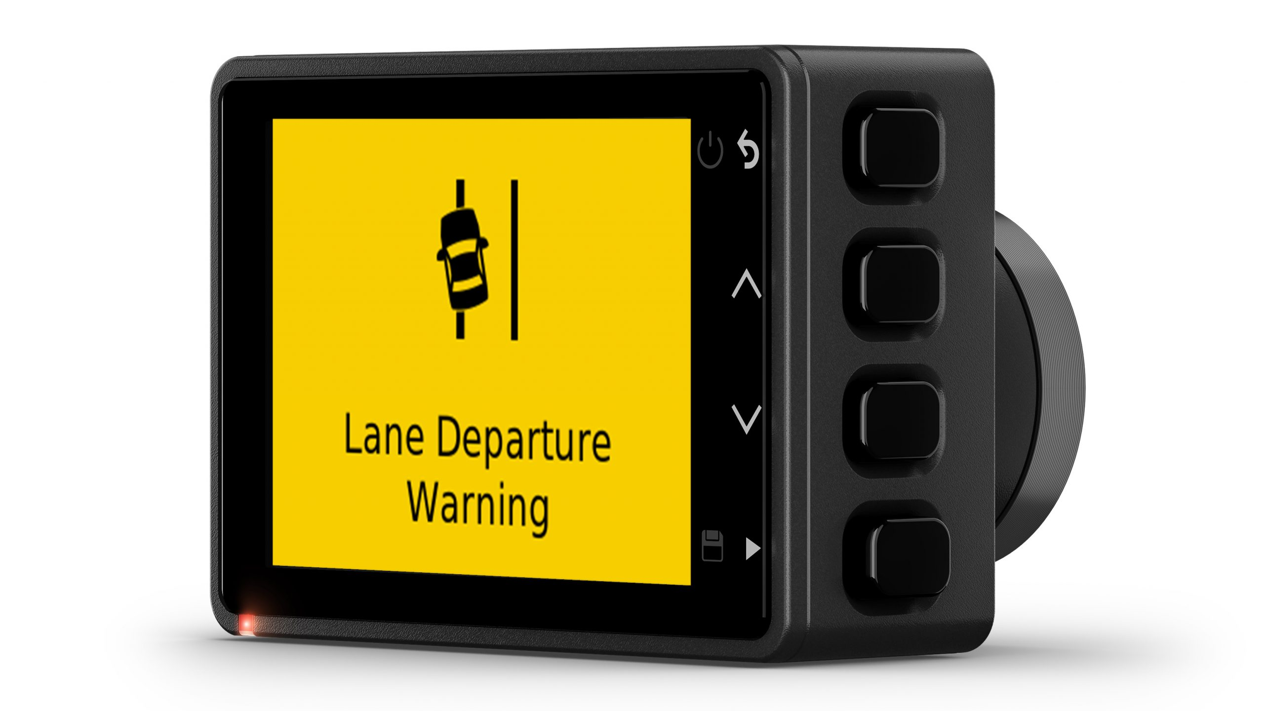 Garmin Dash Cam 47 warning