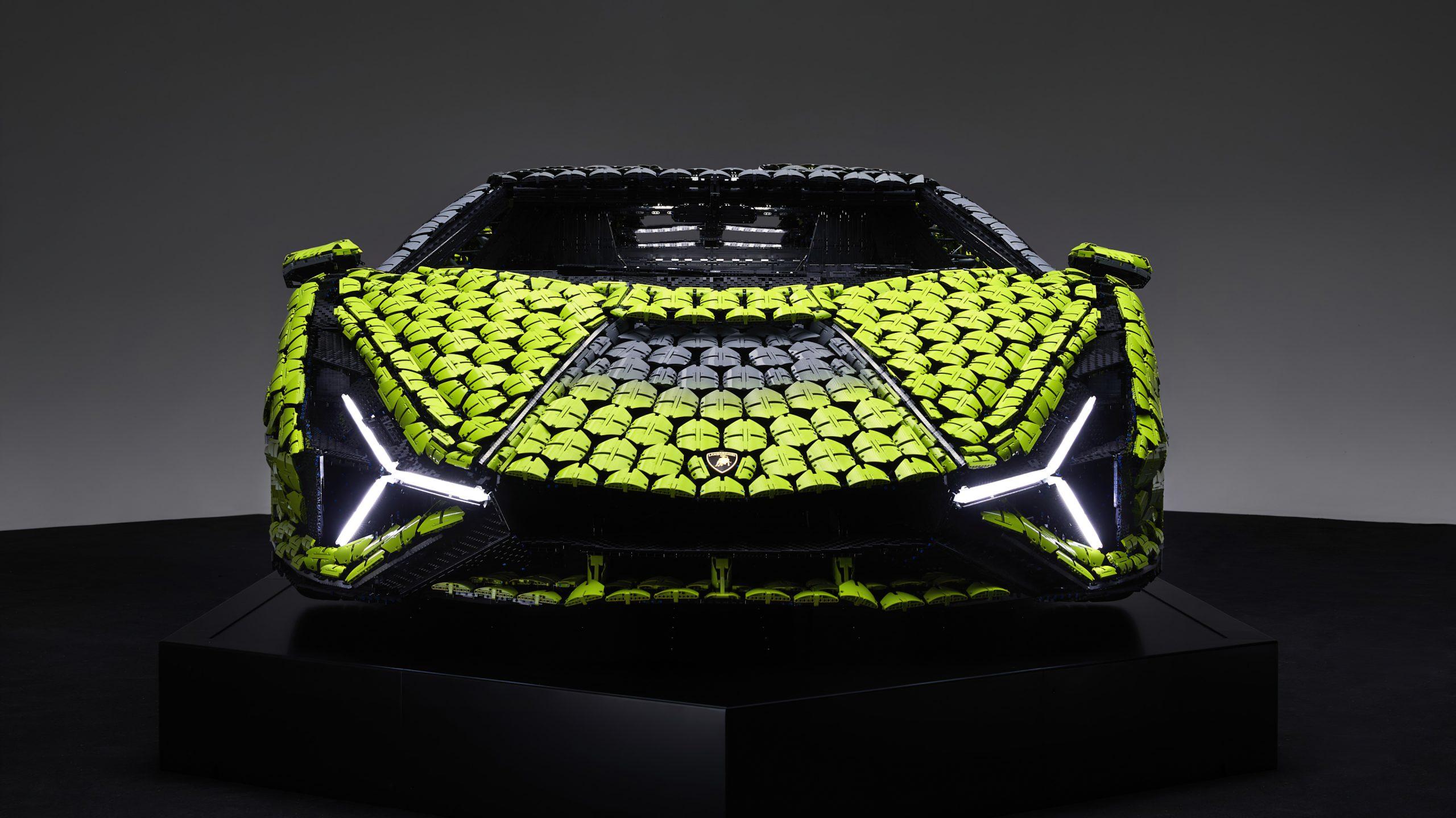 LEGO Technic Lamborghini Sian FKP 37