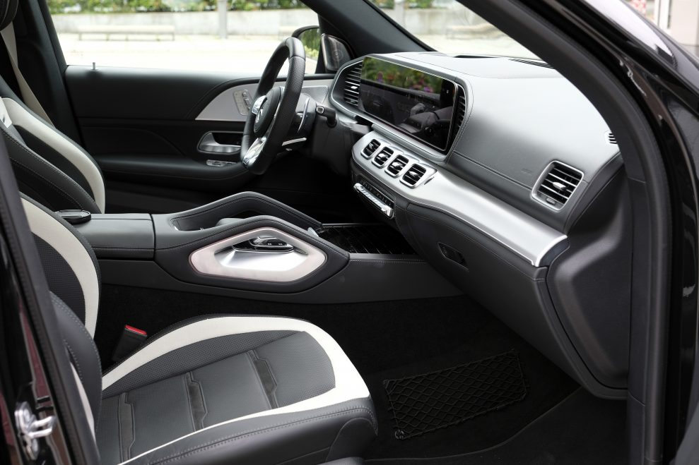 MB GLE 63s AMG forseter