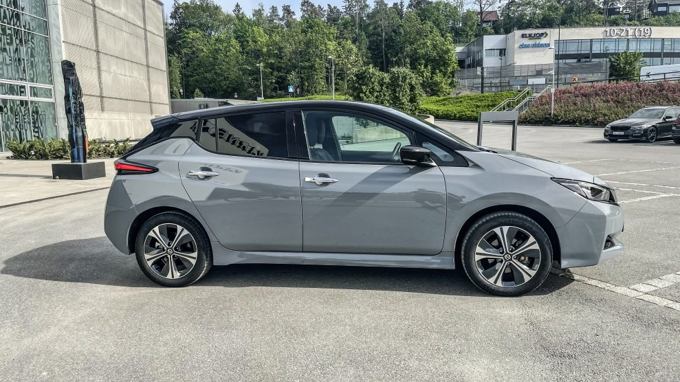 Nissan Leaf 2021 (17)