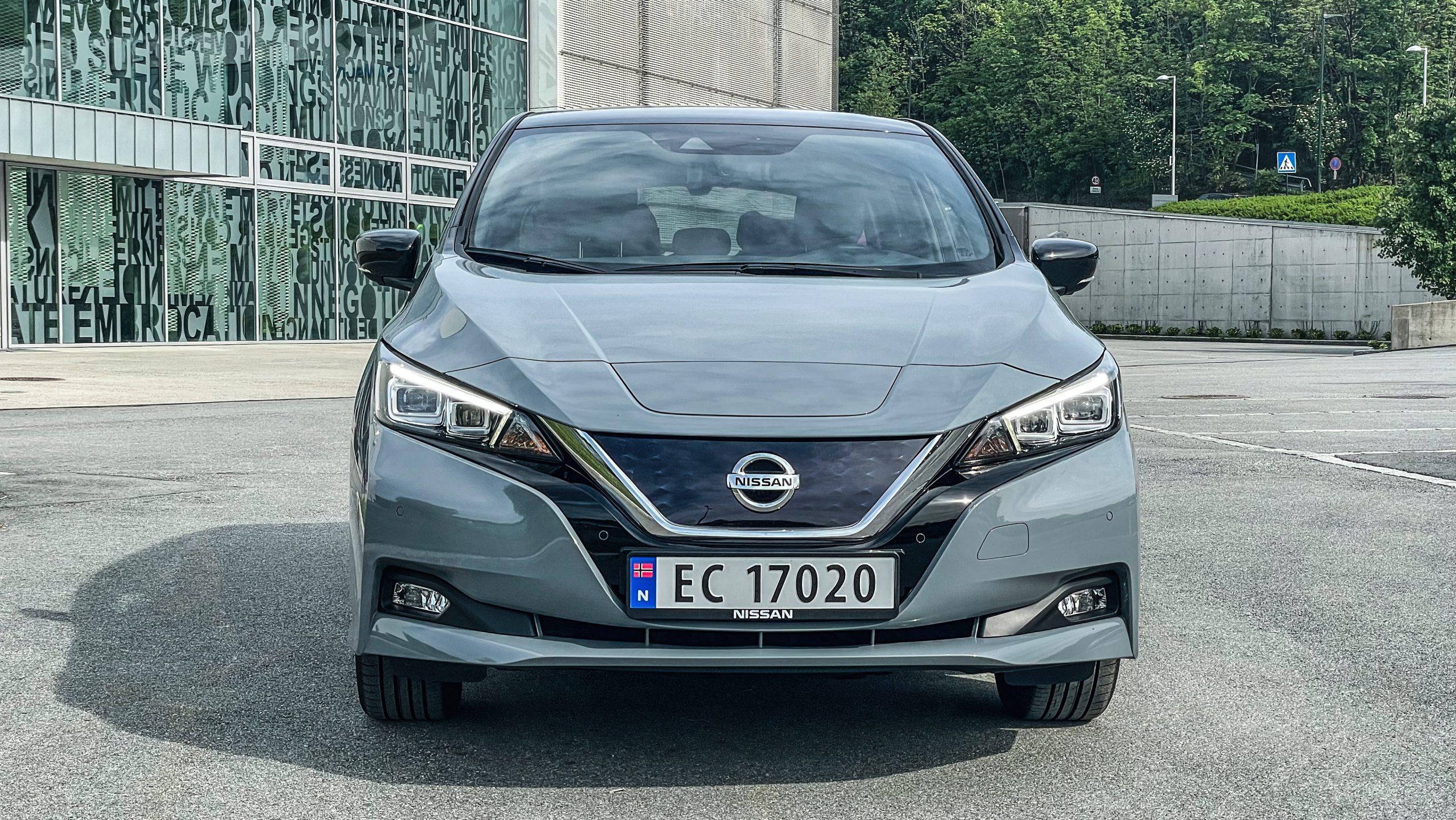 Nissan Leaf e+ Tekna 2021. Foto: Leaf