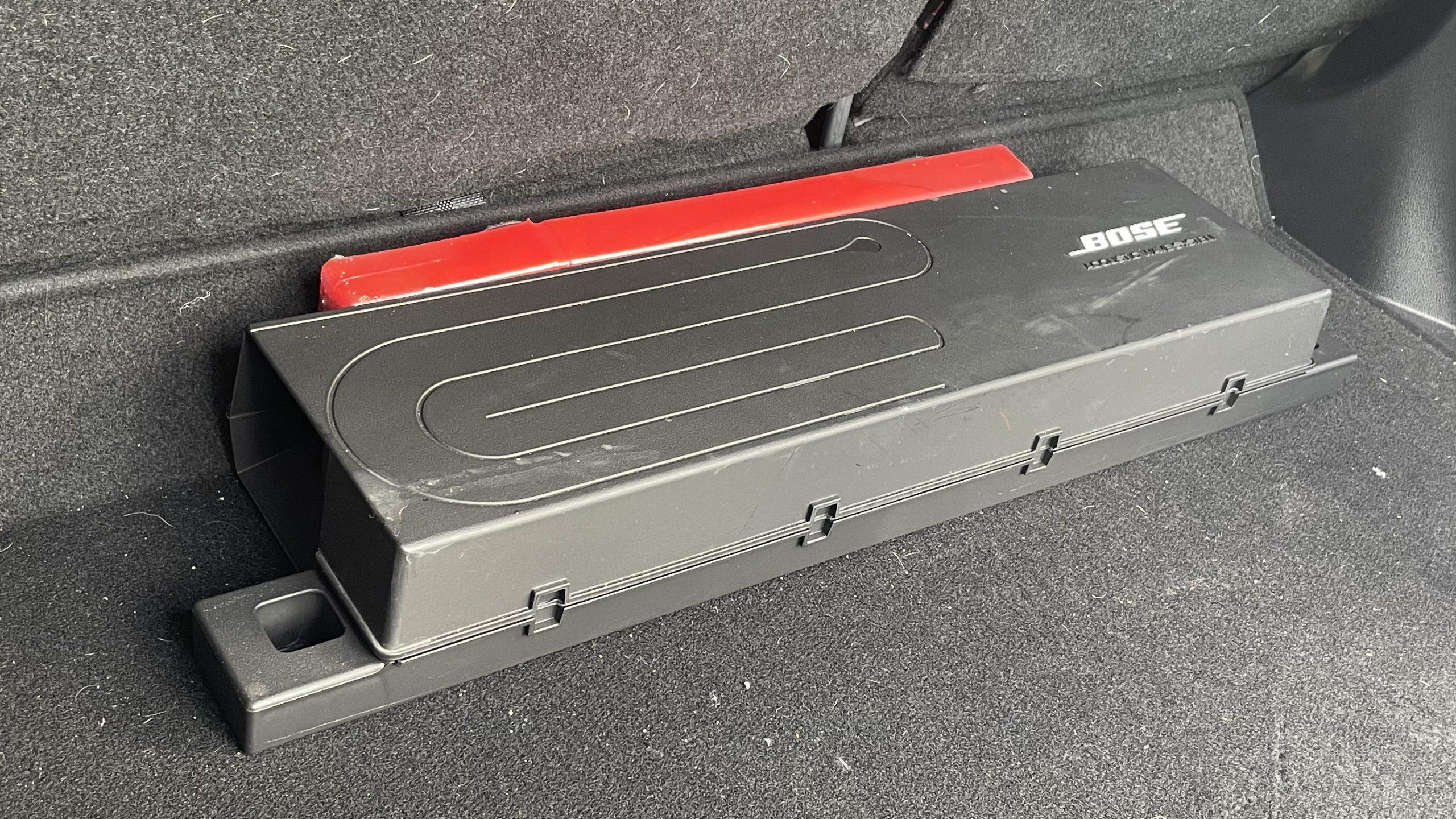 Nissan Leaf 2021 subwoofer(2)