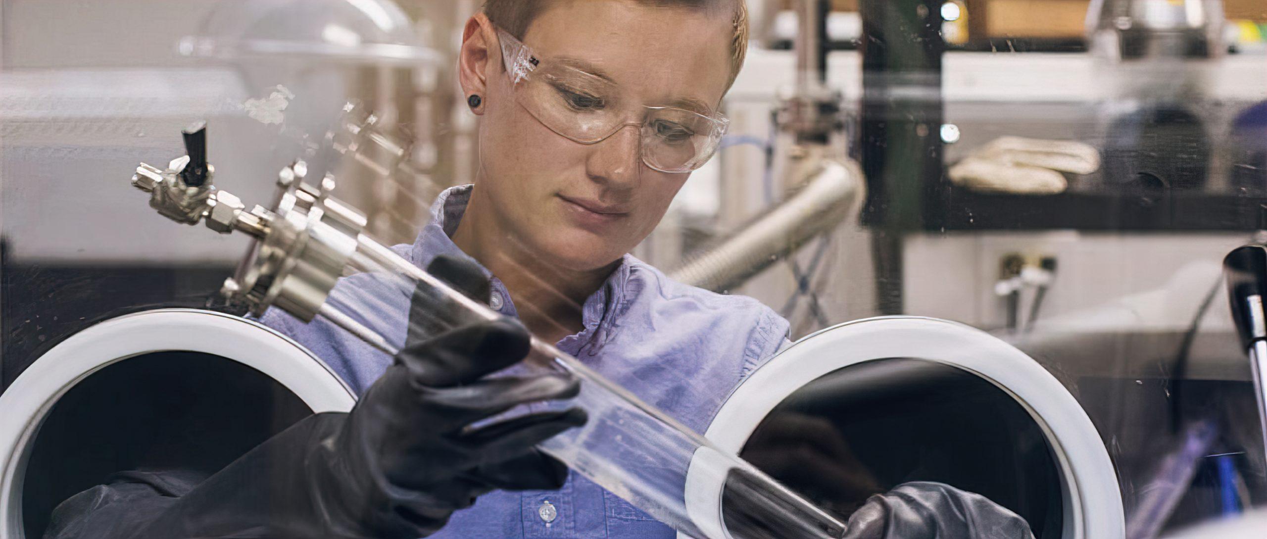 Sila Nano anode batteri