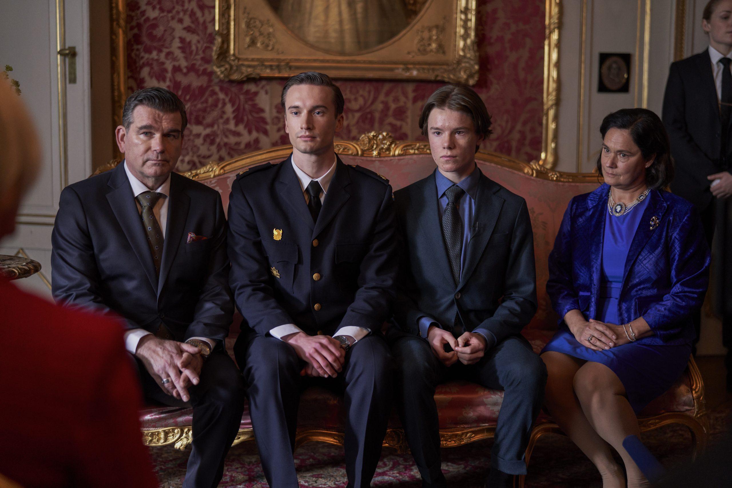 Young Royals Netflix