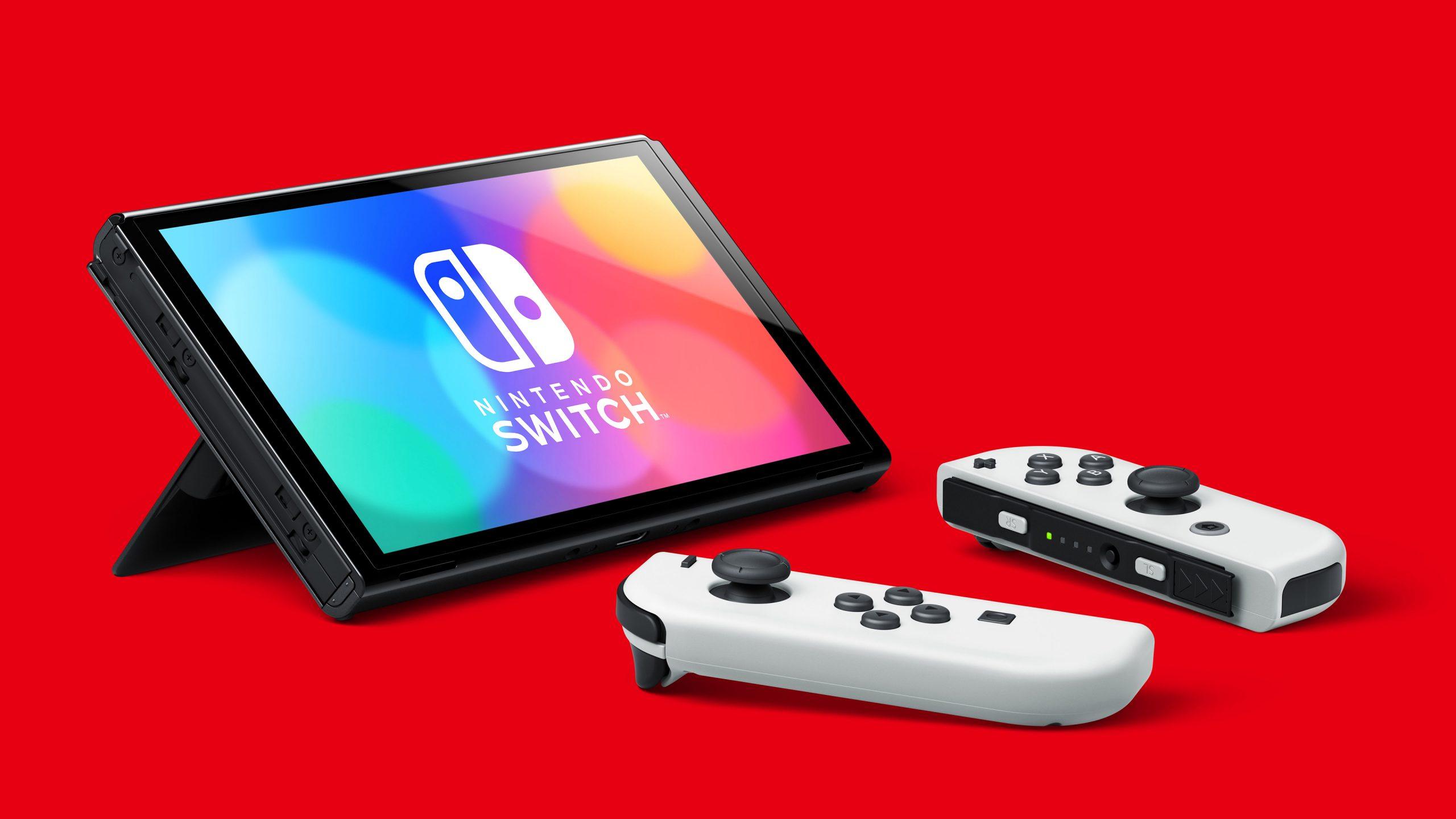 Nintendo Switch OLED(3)