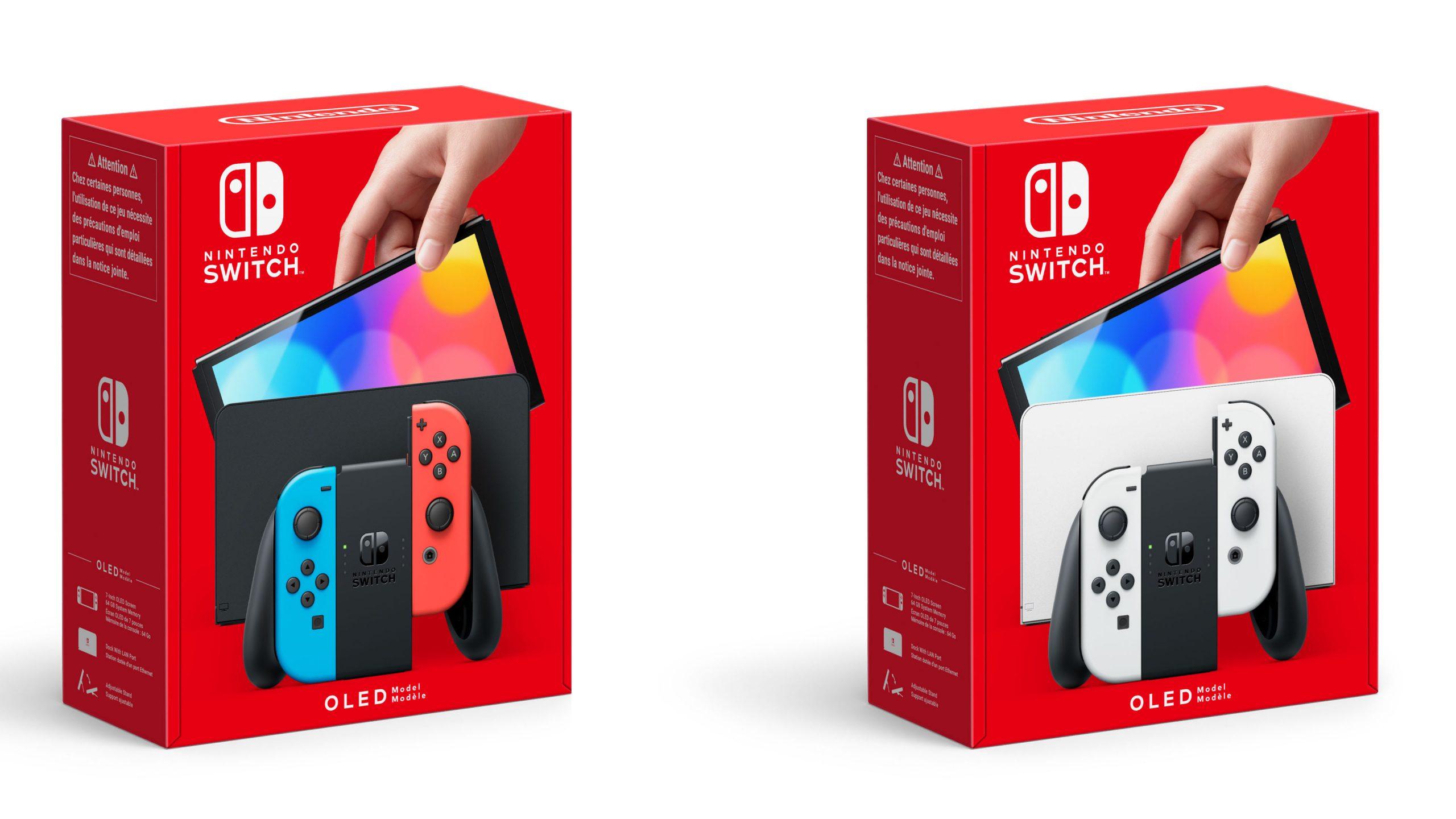 Nintendo Switch OLED(4)