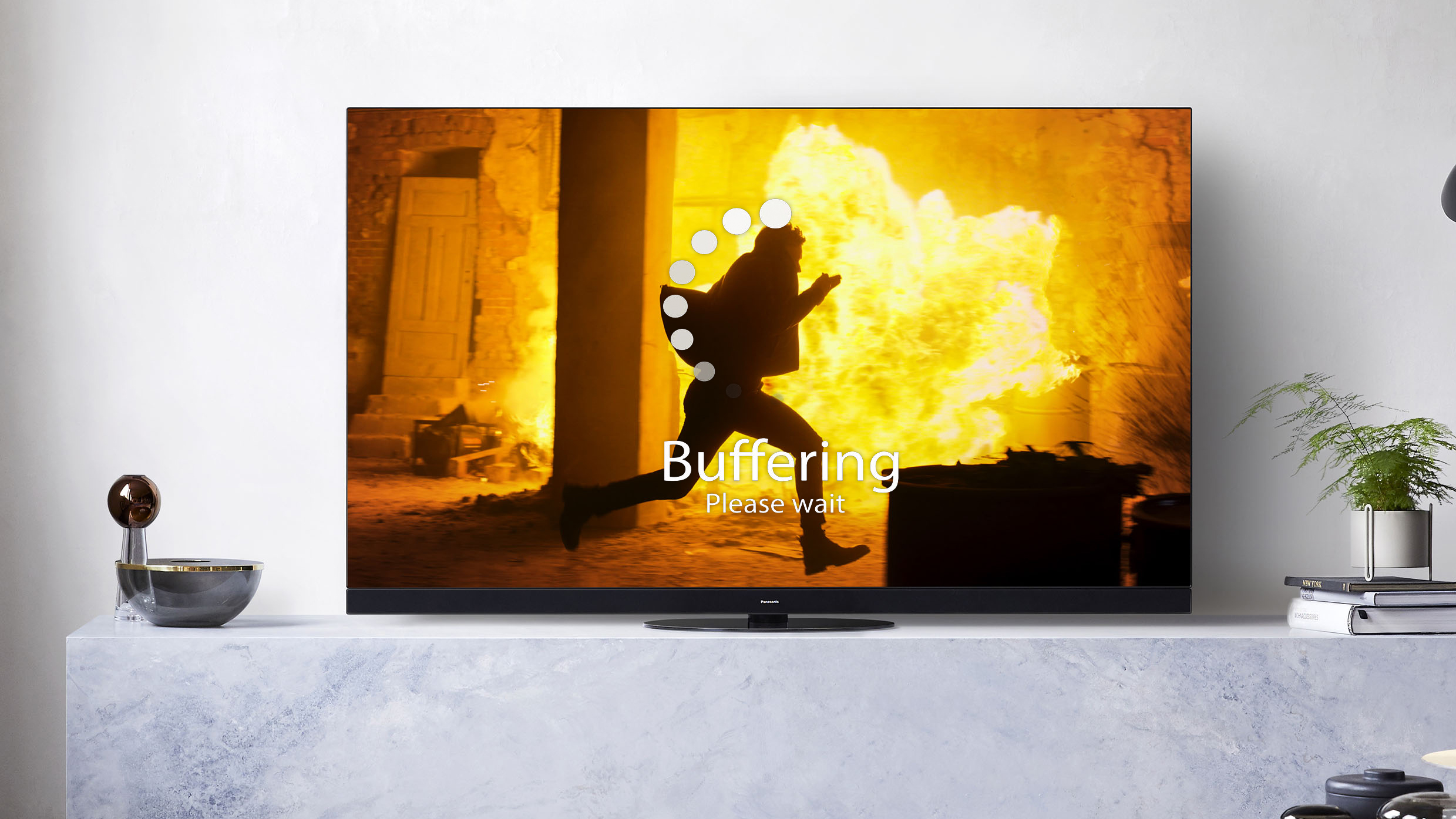 Smart TV gigabit ethernet