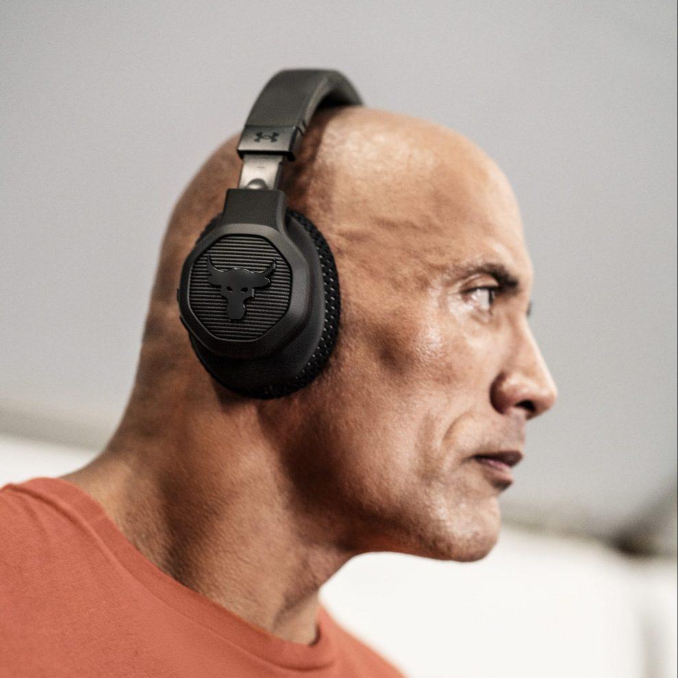 UA Project Rock Over-Ear Headphone