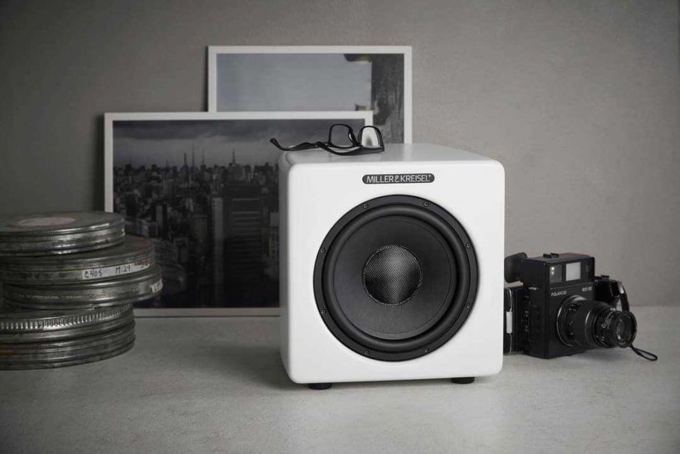 M&K Sound V10+ Compact Subwoofer