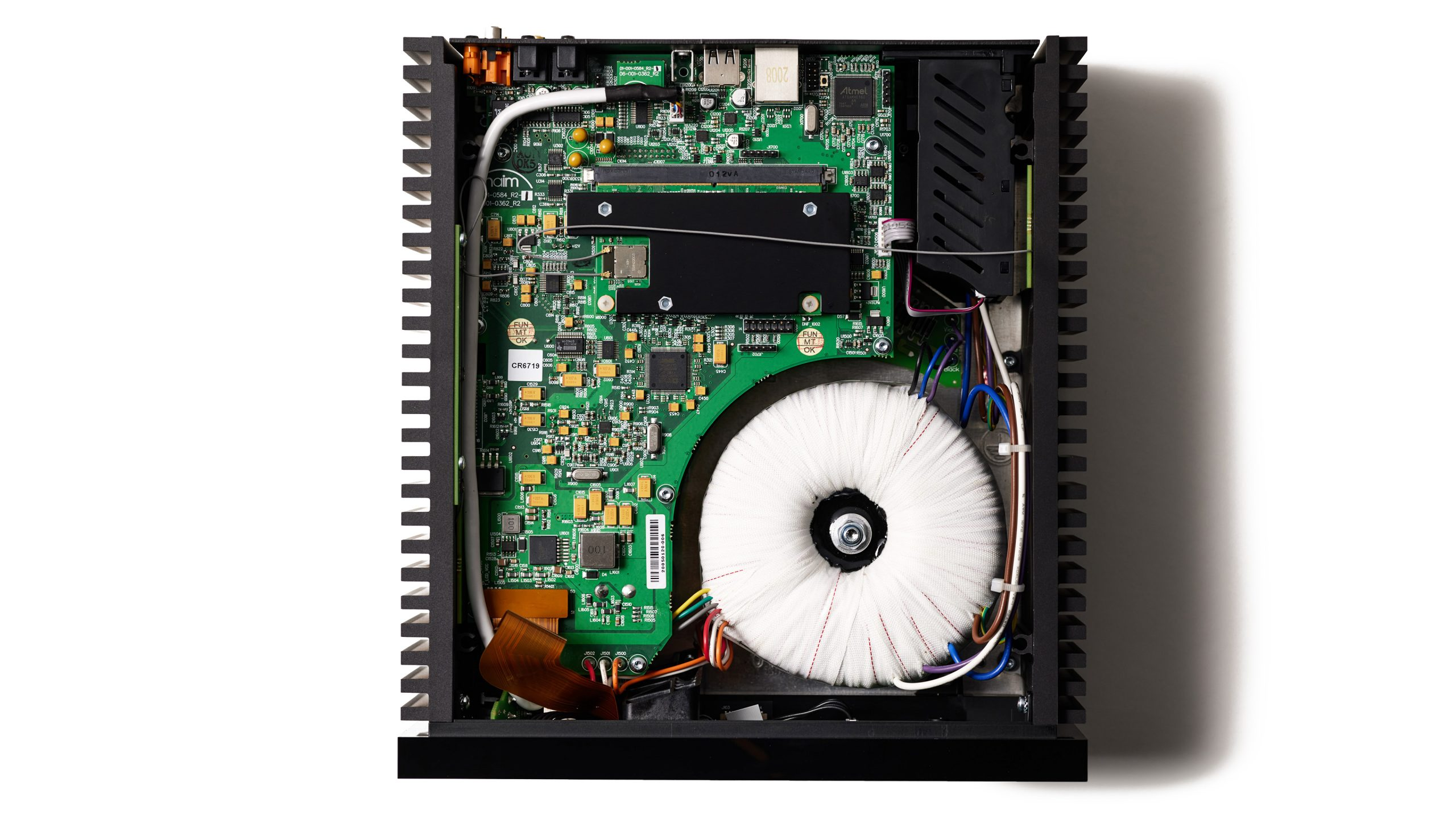 Naim Uniti Atom Headphone Edition - inside