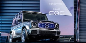 """Impressions from the Mercedes-Benz Pre-Night """"Imagine Mercedes-Benz"""". On the eve of the IAA, Mercedes-Benz celebrated numerous all-electric premieres across all brands - from Mercedes-EQ to Mercedes-AMG and Mercedes-Maybach. They show how the electrification of the entire portfolio continues to gain momentum."""