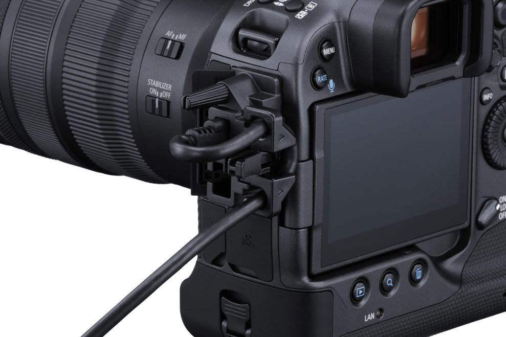 EOS R3 CABLE PROTECTOR FSL
