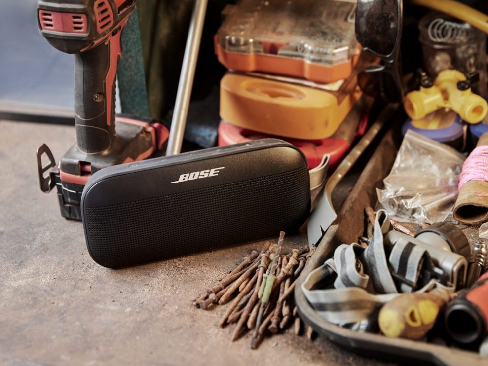 Bose Soundlink Flex workshop
