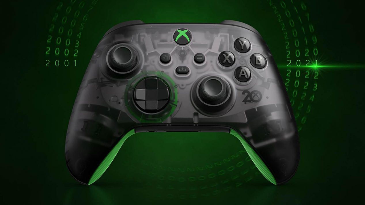 Xbox 20th Anniversary Special Edition